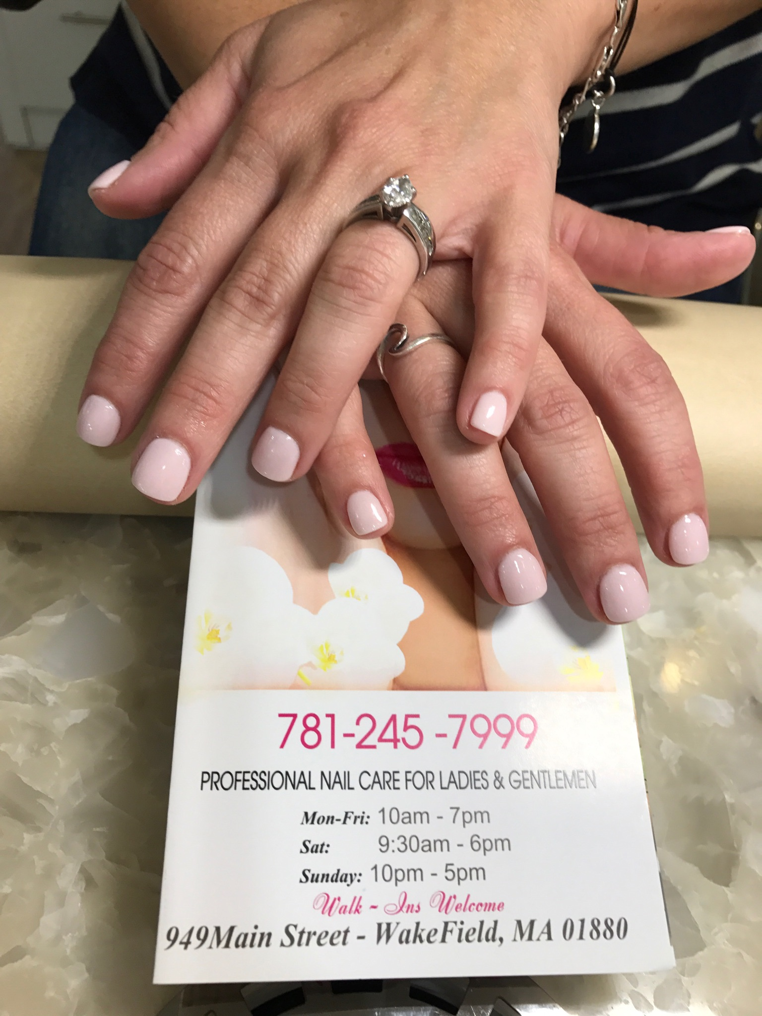 Wakefield Nails Spa | p1